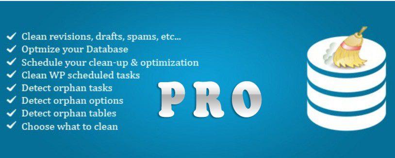 Advanced Database Cleaner Pro – Очистка БД версия ПРЕМИУМ
