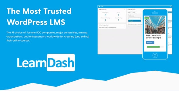 LearnDash v3.4.1.1 + Addons