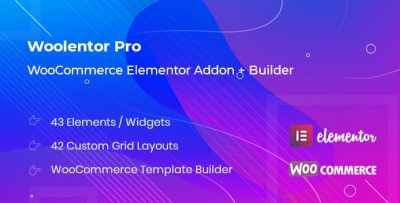 WooLentor Pro – аддоны WooCommerce для Elementor