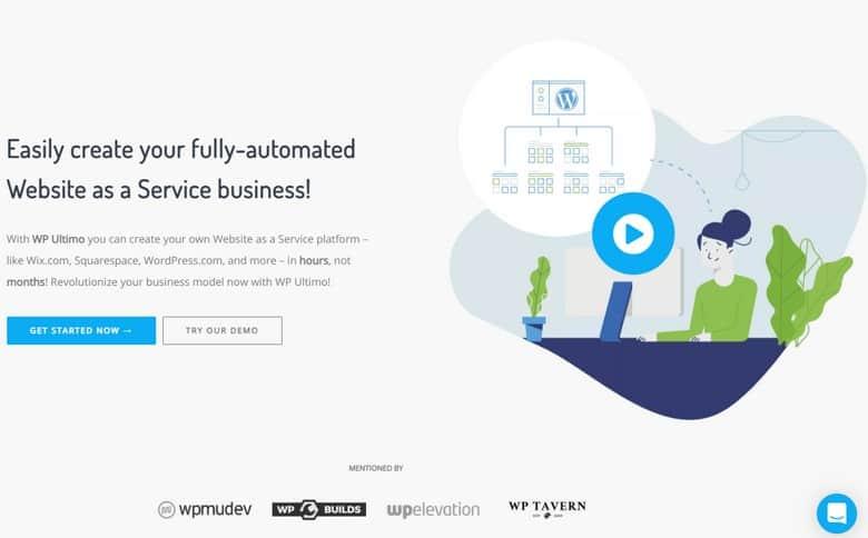 WP Ultimo - инструмент для создания Премиум сети WP