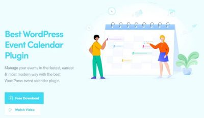 Webnus Modern Events Calendar Pro + Addons — Лучший плагин календаря событий WordPress