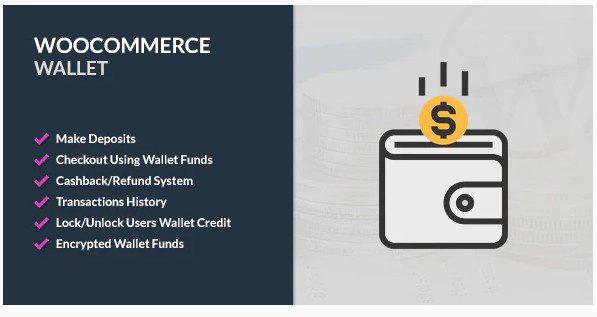 WooCommerce Wallet - Кошелек WooCommerce