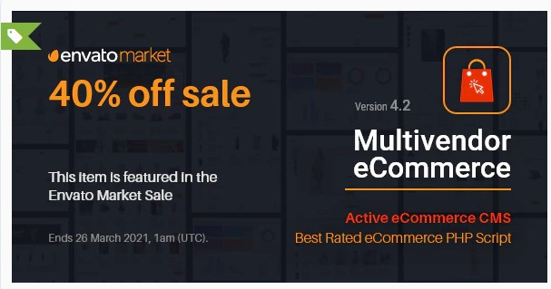 Active eCommerce CMS v4.2 - nulled