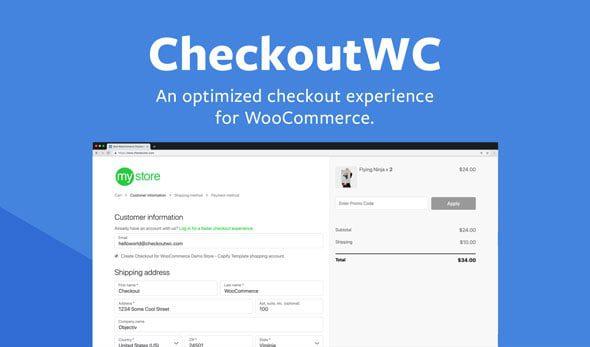 CheckoutWC - Оптимизированная страница оформления заказа для WooCommerce