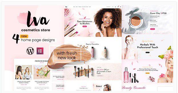 Iva v2.3 - Beauty Store, магазин косметики