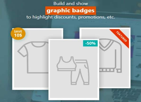YITH WooCommerce Badge Management Premium - Управление значками