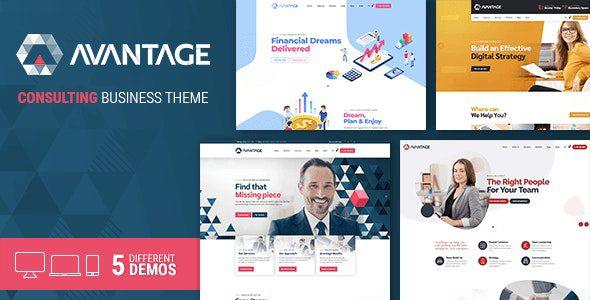 SEOLounge v3.0.2 – SEO Agency WordPress Theme NULLED
