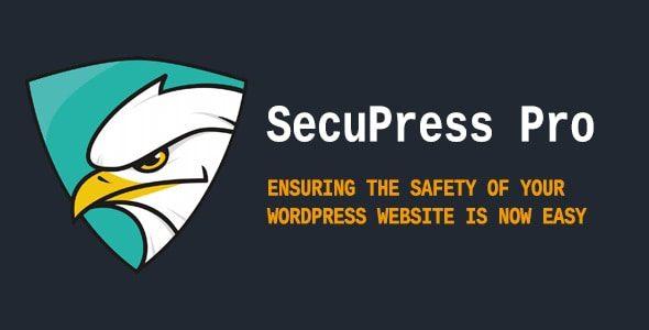 SecuPress Pro v2.0.1 - Premium WordPress Security Plugin NULLED