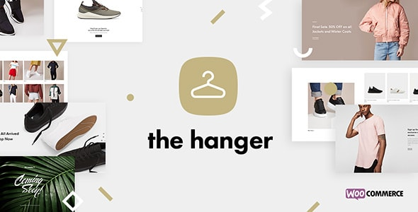 The Hanger v1.7.0 - Modern Classic WooCommerce Theme
