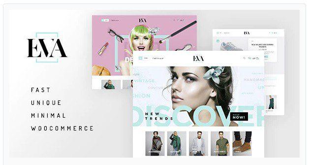 Eva v1.9.9 - Fashion WooCommerce Theme