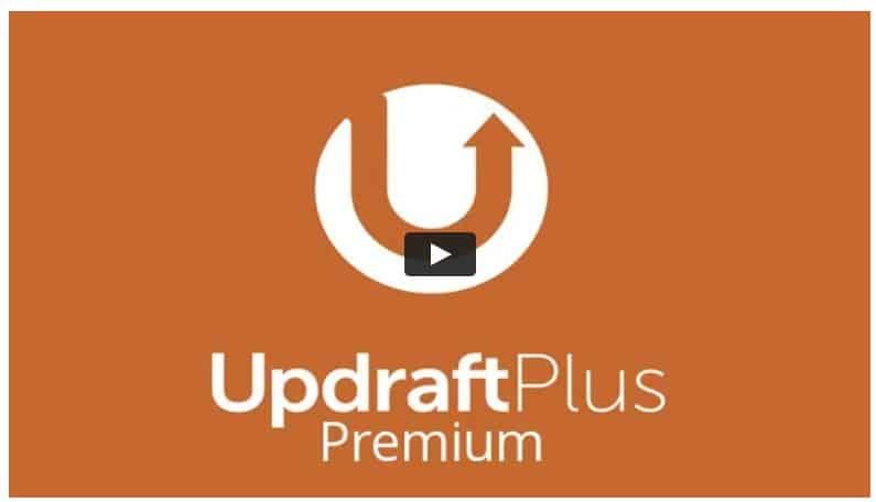 UpdraftPlus Premium – плагин резервного копирования