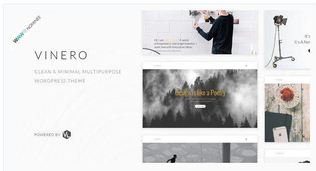 Rakon v1.6 – Creative Multi-Purpose WordPress Theme