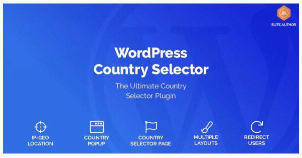 Wordpress Country Selector v1.6.3