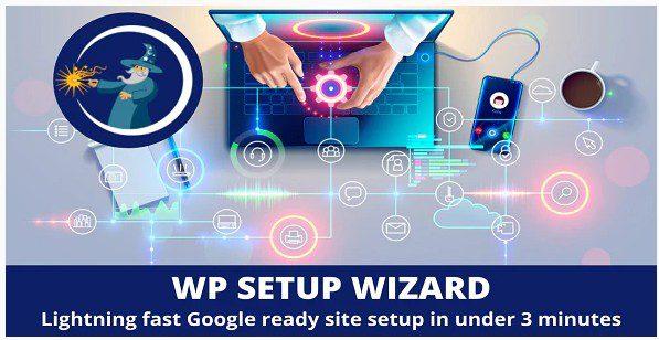 WP Setup Wizard - Супер установщик - Мастер настройки WP