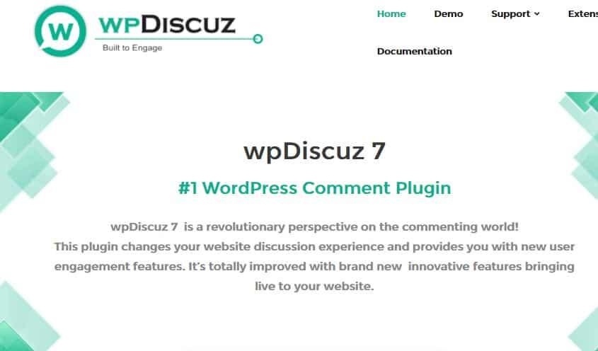 wpDiscuz + Add-ons - Лучшая система комментариев + 18 Расширений