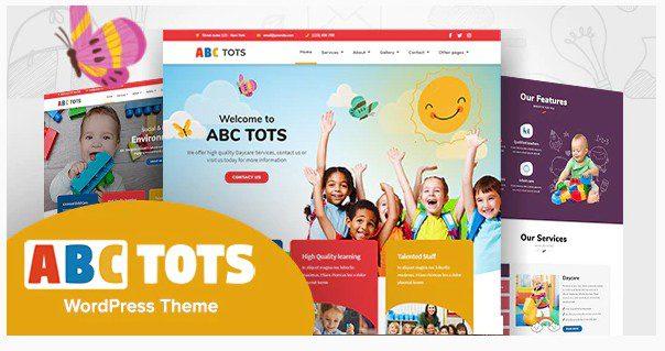 Abc Tots - Тема детского сада
