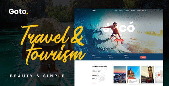 Tripster v1.0.1 — блог WordPress о путешествиях и стиле жизни