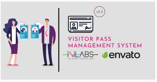 Visitor Pass Management System - Система управления пропусками посетителей