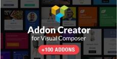 Addon Creator for WPBakery Page Builder — Конструктор адд-онов для Visual Composer