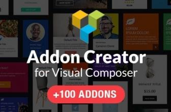 Конструктор адд-онов для Visual Composer