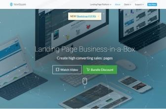 Лендинг Сервис — Бизнес на Lending Page в коробке