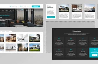 Hnk — Бизнес и Архитектура Тема WordPress