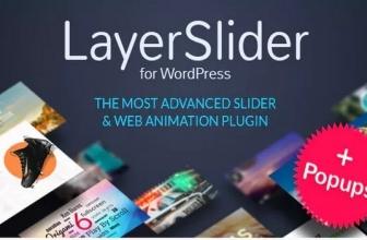 LayerSlider v6.8.2 — Адаптивный WordPress плагин Слайдера