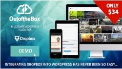 Out-of-the-Box   интеграция с Dropbox для WordPress