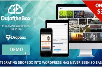 Out-of-the-Box | плагин интеграции Dropbox для WordPress