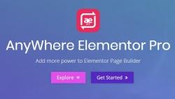 AnyWhere Elementor Pro — адд-он для Elementor