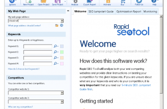 Программа для оптимизации сайта — Blumentals Rapid SEO Tool 2.7 + Portable
