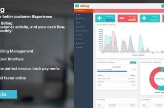 iBilling — Учет и Программное обеспечение для выставления счетов