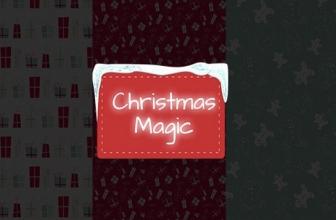 Christmas Magic — AA-Snow Плагин WordPress