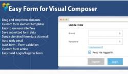 DHVC Form : WordPress форма для визуального композитора