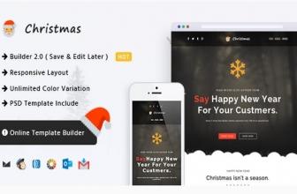Пакет Email Конструкторов онлайн и Шаблонов для email рассылок