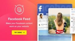 Facebook Feed — Плагин WordPress