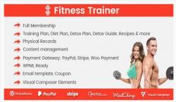 Fitness Trainer — плагин тренингового членства