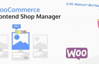 WooCommerce Frontend Shop Manager — Менеджер продукта на внешней части сайта