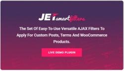 JetSmartFilters аддон для Elementor