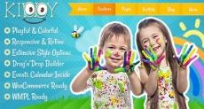 Kiddy — Тема WordPress для детей
