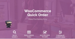 Quick Order Woocommerce — Плагин Быстрого Заказа