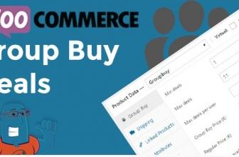 WooCommerce Group Buy and Deals — плагин Совместные покупки на WordPress