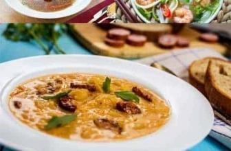 Фотографии — различные супы 5