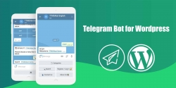Telegram Bot — WordPress плагин