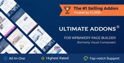 Ultimate Addons для Visual Composer