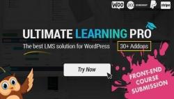 Ultimate Learning Pro — Плагин системы обучения на сайте.