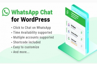 WhatsApp Chat для WordPress