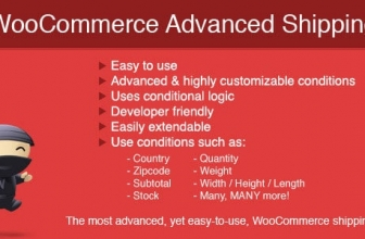 WooCommerce Advanced Shipping — Дополнительные Опции Доставки