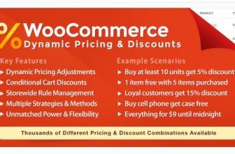 Динамическое Ценообразование И Скидки На Woocommerce — WooCommerce Dynamic Pricing & Discounts