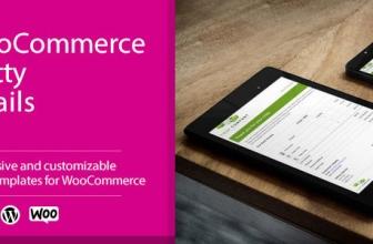 WooCommerce Pretty Emails — Симпатичные письма для WooCommerce
